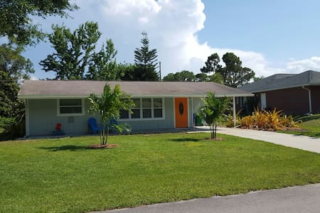 2bed/2ba Bungalow Centrally Located - Sebastian - House