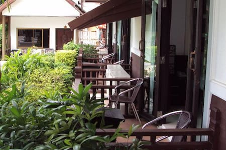 Superior room - Garden view - Ao Nang - Bed & Breakfast