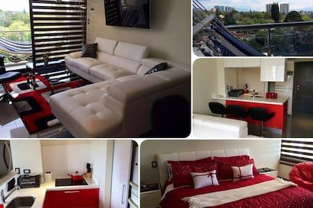 Lujoso Apartamento 1 Hab en VH1 Z15 - Apartamento