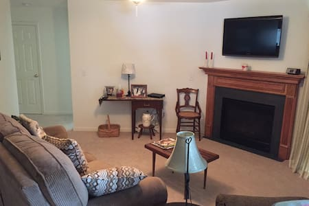 2BR condo near Hershey attractions - Lakás
