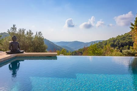Can Manso Finca with stunning pool - Esporles