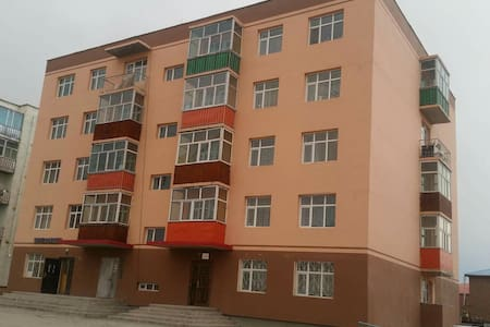 Flat For Happy Travellers - Ulgii
