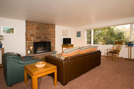 Cocopah Cottage in Historic Sedona - House
