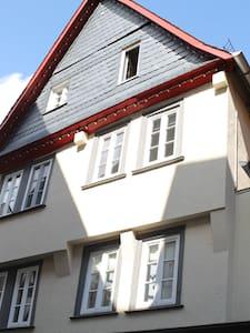 Herborn Fussgängerzone  Hessentag - Wohnung