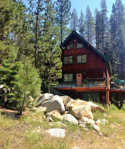 Castlepine Retreat Donner Summit-PlaVada Woodlands - Truckee