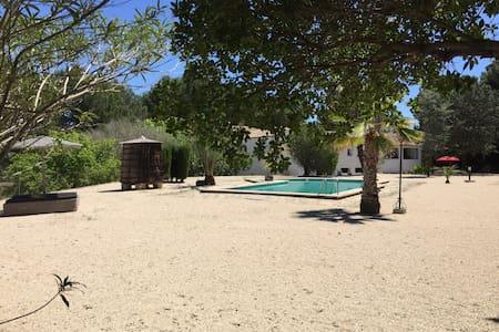Hacienda de charme 4 hectares. - Ontinyent - Maison
