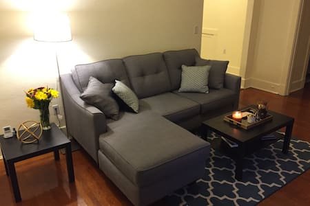 Bright and Open 1BR on T-line