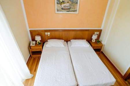 Private Ensuite Room with great view. - Delfi - Guesthouse