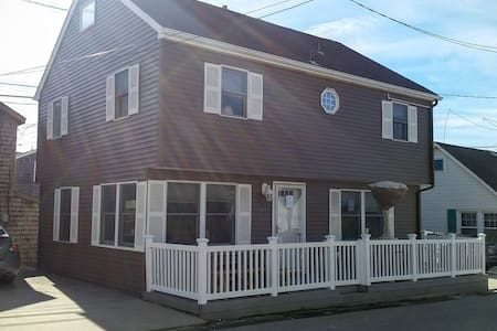 Home away from home just steps from the ocean - Lavallette - Hus