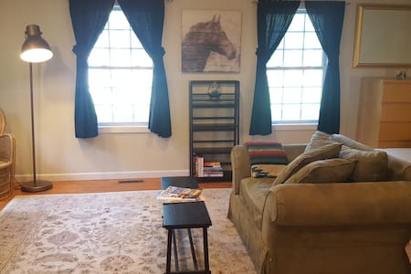 Private studio- perfect for weekend getaway! - East Hampton - Huis