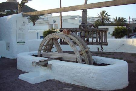 CASA EN PARQUE NATURAL CABO DE GATA-NIJAR - Huoneisto
