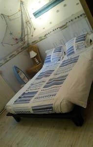 chambre marine + chambre zen - Dom