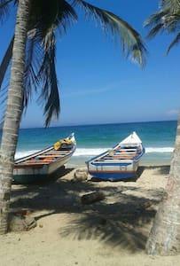 Playa El  Angel Habitacion comoda - Ev