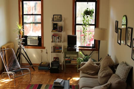 Awesome bedroom in Brooklyn - Wohnung