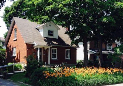 Charming 2BR house in Westboro, Ottawa. - Ottawa - Talo