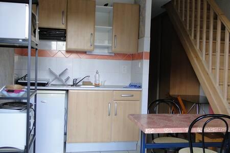 Studio 24 m2 dans villa proche mer- 34970 LATTES - Lattes - Apartment