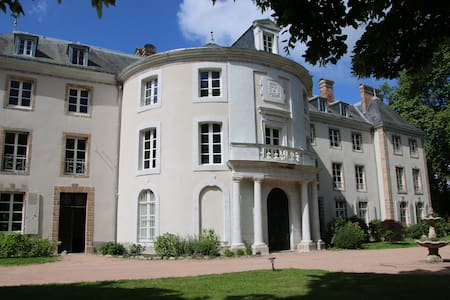 Luxury Castle with pool, Loire - Hrad