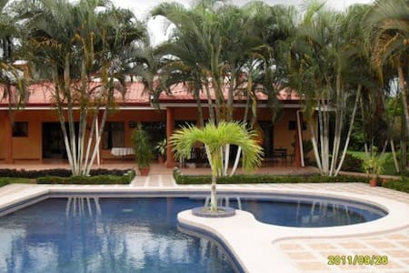 Casa vacacionar Esparza Puntarenas Costa Rica - House