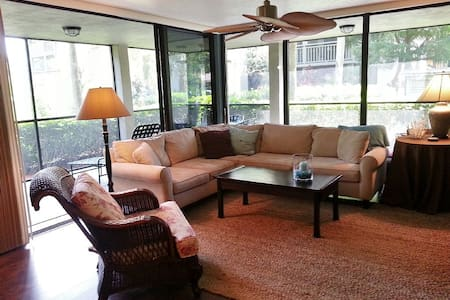 Wild Pines B-107 at Bonita Bay 2bd - Bonita Springs - アパート