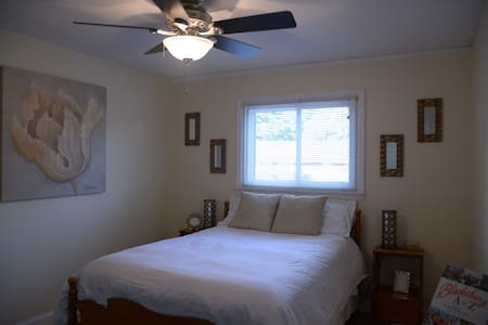 Private Room #1 - Walking Distance to VT! - Blacksburg - Hus