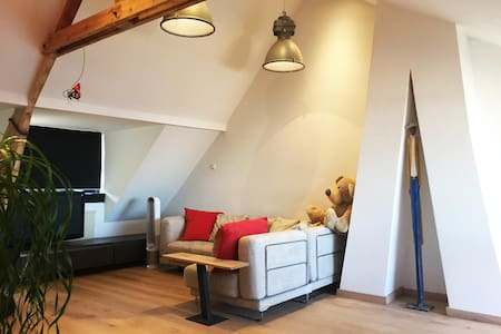 Amazing 'beach' loft you are going to love! - Den Haag - Loft