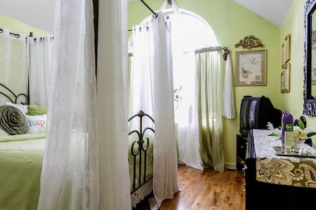 Wonderful 2 Bedroom Apartment for 6 - Staten Island - Appartement