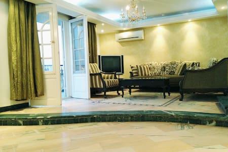 3 bedroom luxury flat in maadi 198 - Lejlighed