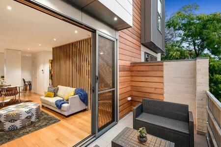 Inner City, Modern, New & Clean - Clifton Hill