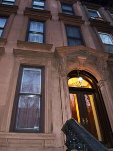 Historic Brownstone Fort Greene - Brooklyn