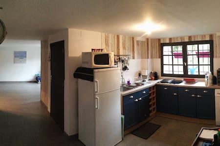 bel appartement tout neuf entre lac et mer - Léon - Lägenhet