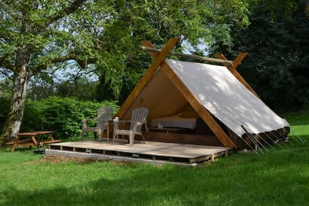 Cabane/tente insolite du Bois Joli - Cabin