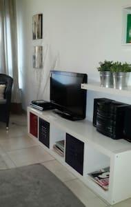 COZY STUDIO WİTH FİREPLACE - Flat