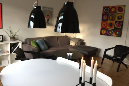 Great appartement in the heart of Nørrebro - København - Apartment