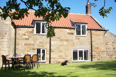Greylands Farm Holiday Cottage - Hinderwell