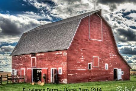 Purviance Farm - Minburn - House