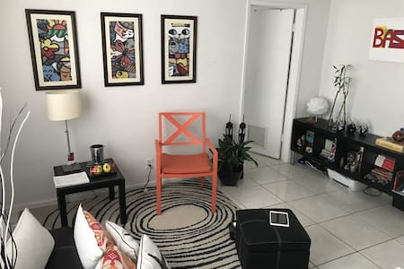 Pompano Beach-nice apartment close to the beach - Pompano Beach - 公寓