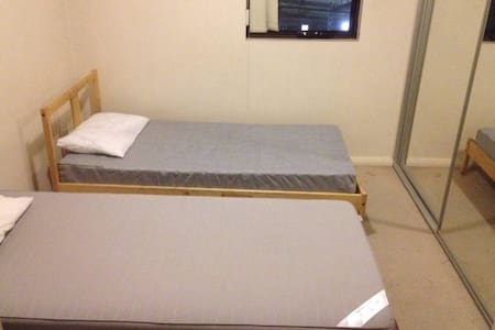 Cozy Master Room share with 1 person in Sydney CBD - Chippendale - Apartment