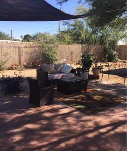 Charming Desert Casita - Central - Tucson - Hus