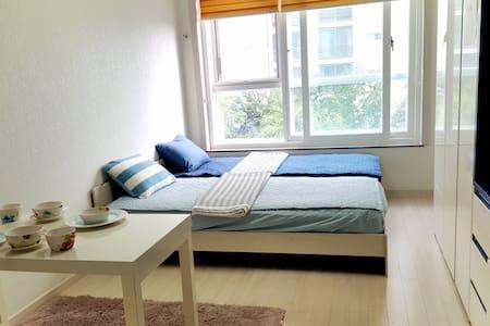 KINTEX숙소,일산레지던스,  #2 하이투모로레지던스 - Apartamento