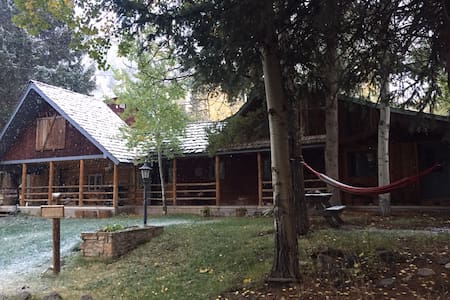 North Yellowstone Mountain Cabin - Gardiner - Casa de campo