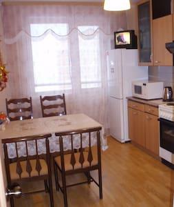 Квартира на сутки в Зеленограде - Appartement