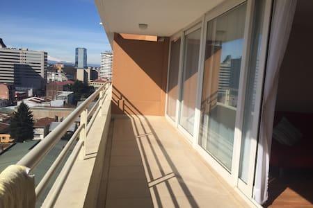 Depto Nuevo, centro de Temuco, amplio y central - Temuco - Condominio
