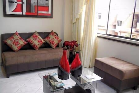New Apt (3 bdrs) in Surco, near Miraflores - Apartment