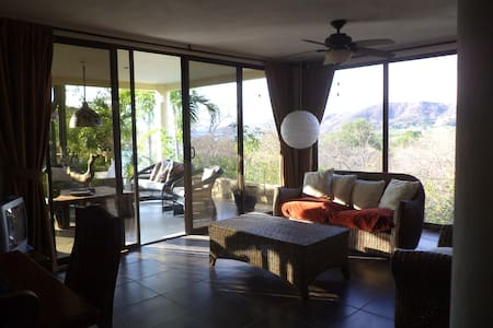 Condo no. 2 close to Playa Hermosa beach - Playa Hermosa - Hus