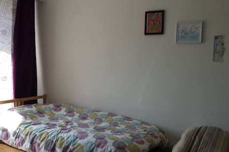 Downtown Montreal,big bedroom apartment, Guy metro - Montreal - Apartment
