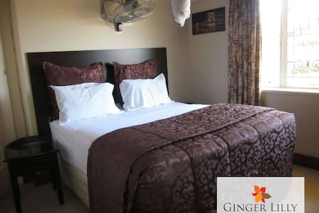 Ginger Lilly Lodge - Bulawayo - House