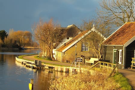 Panoramakamer in B&B Rechthuis - Bed & Breakfast