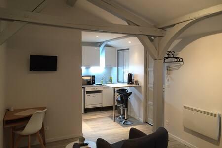 Studio tout confort centre ville - Troyes