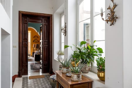 Recently restored old apartment. - Martina Franca - Maison