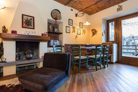 Apartment, Pre Saint Didier - Pre' Saint Didier - House